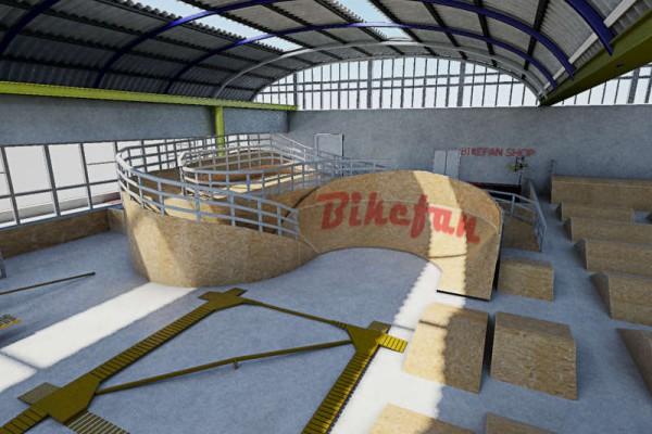 Bikefan MTB PARK Indoor
