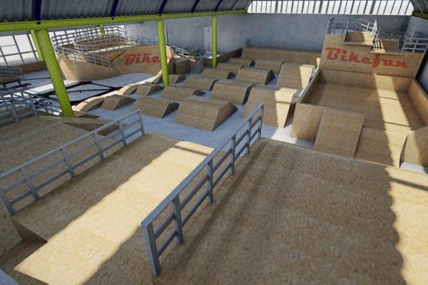 Il progetto rampe indoor