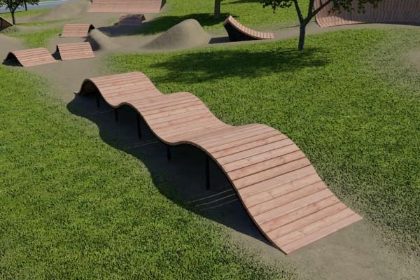 Il progetto rampe outdoor