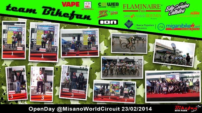 team bikefan OPENDAY MWC 23_02_2014