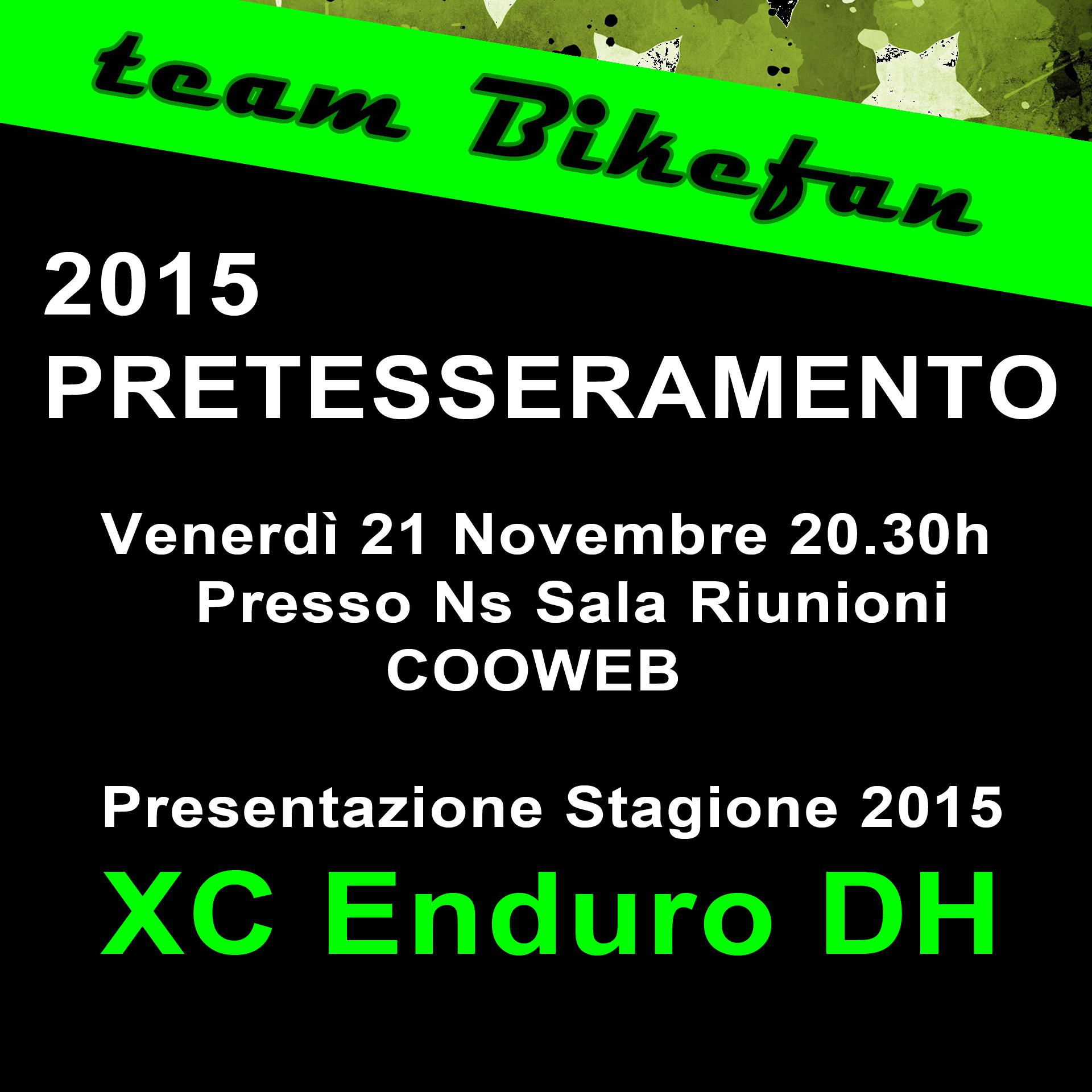 Pretesseramento-2015
